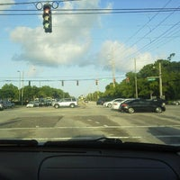 Photo taken at Military Trail & Linton Blvd by Robert C. on 9/20/2011