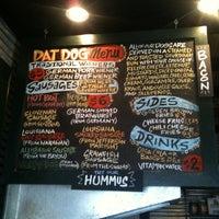 Photo taken at Dat Dog by Eddie L. on 12/27/2011