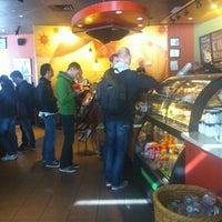 Photo taken at Starbucks by Konstantine G. on 10/16/2011