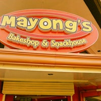 Photo taken at Mayong's Snackhouse by Ace Richard J. on 8/19/2012