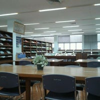 Photo taken at Satang Library by Duangporn P. on 3/13/2012