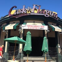 Photo taken at Cask 'n Flagon by Michelle T. on 6/15/2012