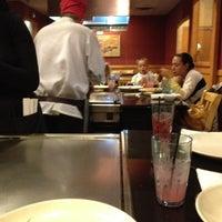Photo taken at Mt. Fuji Steak & Sushi Bar by Traci W. on 3/2/2012