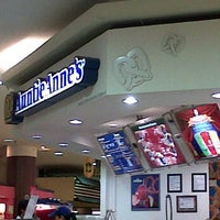 Photo taken at auntie anne's jusco kinta city by Putra A. on 9/8/2011