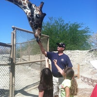 Photo taken at The Living Desert Zoo & Botanical Gardens by Misty G. on 5/5/2012