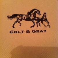 Photo taken at Colt & Gray by Crystal D. on 3/31/2011