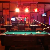 Photo taken at Half Court Sports Bar by thecoffeebeaners on 3/12/2012