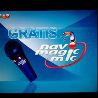 Photo taken at NAV Karaoke Keluarga by Rico J. on 12/18/2011