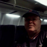 Photo taken at Gate A5 by Mike R. on 9/18/2011