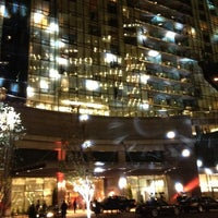 Photo taken at Four Seasons Hotel Baltimore by Jay R. on 11/12/2011