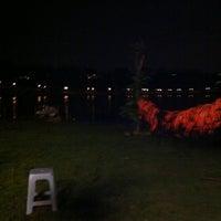Photo taken at Swan Lake, Heritage by Shuang jing L. on 8/20/2011
