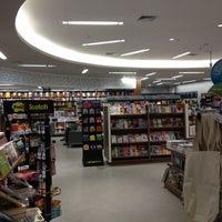 Photo taken at Saraiva MegaStore by Junior P. on 4/26/2012