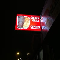 Photo taken at Golden Grill by Sergio on 11/13/2011