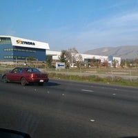 Photo taken at Solyndra by Chris M. on 12/14/2011