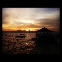 Photo taken at Saavedra Beach Resort by Fatty T. on 8/11/2012