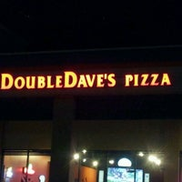 Photo taken at Double Daves Pizzaworks by Richard J. on 11/20/2011