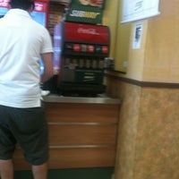 Photo taken at Subway by Leo A. on 10/1/2011