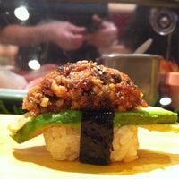 Photo taken at Sushi of Gari by Gary C. on 10/27/2011