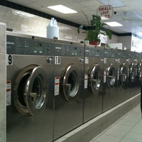Photo taken at 301 Broadway Laundromat by Sara O. on 8/18/2011