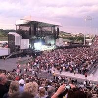 Photo taken at Hersheypark Stadium by Zachary P. on 8/17/2011