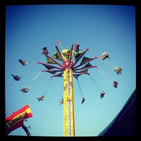 Photo taken at North Carolina State Fairgrounds by Lu F. on 10/22/2011
