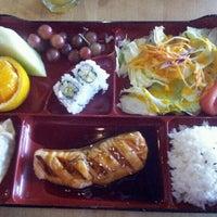 Photo taken at Symphony Sushi by Nicole C. on 7/19/2012