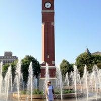 Photo taken at Saint Louis University by Christopher M. on 6/16/2012