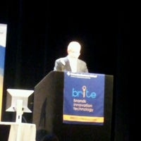 Photo taken at BRITE Conference by Bill S. on 3/5/2012