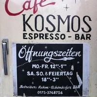 Photo taken at Café Kosmos by gei3el on 9/9/2011