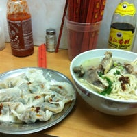 Photo taken at Lam Zhou Handmade Noodle by Mimi J. on 5/19/2012