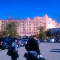 Photo taken at Kewadin Casino by Jennifer LivNdeadgirl R. on 10/21/2011