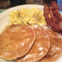 Photo taken at Pancake Pantry by Melissa M. on 6/4/2012