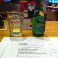 Photo taken at Wagamama by David HS L. on 2/14/2012
