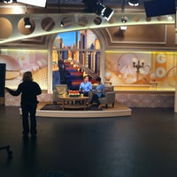 Photo taken at Windy City LIVE @ WLS ABC7 Studios by Emerald-Jane H. on 6/19/2011