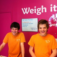 Photo taken at Top This Frozen Yogurt by Lincoln B. on 4/3/2011