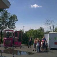 Photo taken at BP by Sarah G. on 8/25/2011
