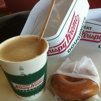 Photo taken at Krispy Kreme by Michael N. on 5/2/2012