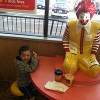 Photo taken at McDonald's by Sean W. on 3/15/2012