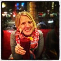 Photo taken at Café Stiften by Morten S. on 2/25/2012
