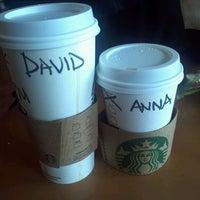 Photo taken at Starbucks by David G. on 3/17/2012