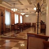 Photo taken at Ресторан Водолей by Mad B. on 4/6/2012