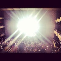 Photo taken at Peoria Civic Center Theatre by Bobby M. on 6/13/2012