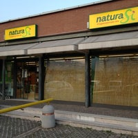 Photo taken at Naturasí Trento1 by Filippo G. on 3/17/2012