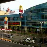 Photo taken at The Plaza Balikpapan by Yuma E. on 8/11/2012