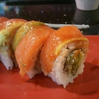 Photo taken at Sushi Deli 1 by Michelle W. on 2/17/2012