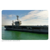 Photo taken at Naval Air Station North Island by Andy T. on 8/30/2012