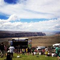 Photo taken at The Gorge Amphitheatre by Aleta C. on 6/23/2012