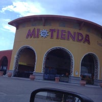 Photo taken at Mi Tienda by Carmen C. on 8/24/2012
