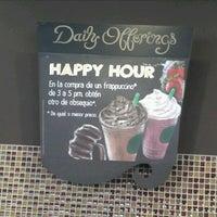 Photo taken at Starbucks by Víctor G. on 5/4/2012