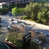 Photo taken at Radisson Hotel & Suites Austin Downtown by Sydney W. on 3/11/2012